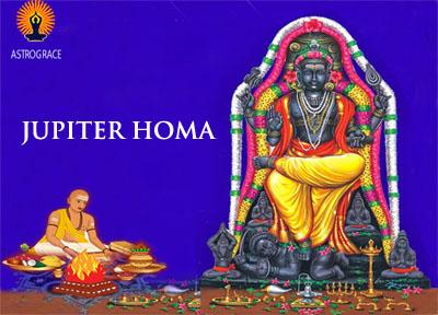 Guru Homam ( Fire Ritual )