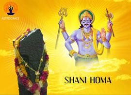 Shani-Homa
