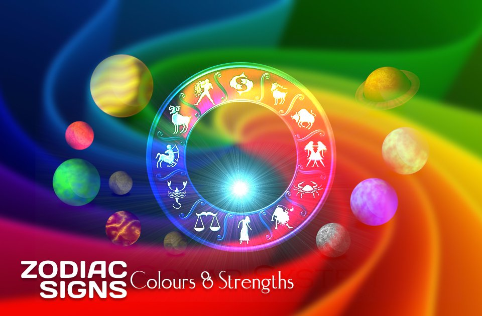 Zodiac Colors | Zodiac signs and your lucky color | Horoscopes color
