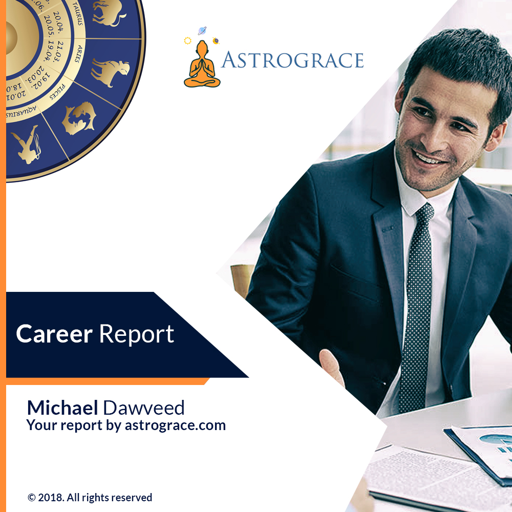Career Report Free Horoscope Online Kundali Matching Astrology